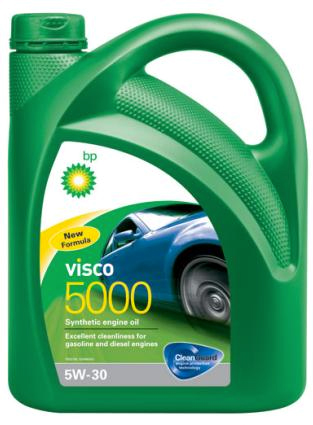 BP Visco 5W 40 4L